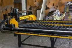pantografo electronico cortes industriales